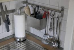 Gute Küchenausstattung