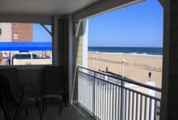 Beach Balcony #2 (107_107)