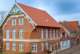 Das Haus Landschaft Stapelholm