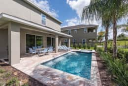 Exclusive Private Villas, 6 Bedroom Luxury Encore Vacation Rental (ENC192) - Pool1