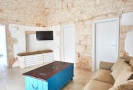 Villa Teia stunning cottage for vacation with heated pool in Ostuni Puglia  - 4
