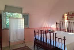 Le More - pink double/twin bedroom - Spongano - Salento