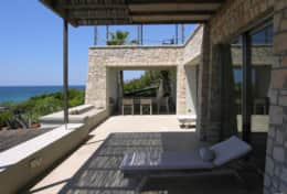 Summer House - terrace first floor - Marina di S.Gregorio-Salento