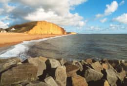 Short House, Chesil Beach, Dorset: West Bay