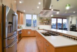 Modern kitchen with all you want