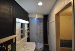 Vanity/Shower room