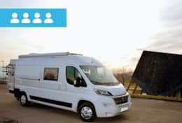 Fiat Ducato Motorhome (Barry White)