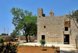 Falco - masseria in the country side of Salento - Ruffano