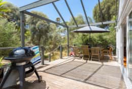 Stroll To The Sea - BBQ Meals On The Backyard Deck - Good House Holiday Rentals