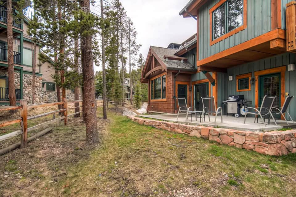 Mountain Thunder Lodge 3 Bedroom Vacation Rental In