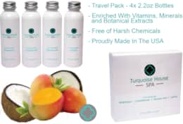 Turquoise House Spa - Scottsdale Vacation Rental Spa Products