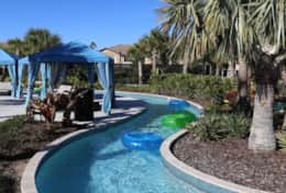 Enjoy and relax in the lazy river