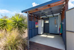 All Decked Out Smiths Beach - Outdoor Shower - Good House Holiday Rentals