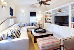 Exclusive Private Villas, Windward (BR110) - MEDIA ROOM