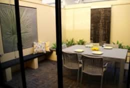 Outdoor area small size 3