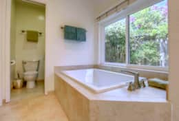 Relax & Rejuvinate in a Large Soaking Tub