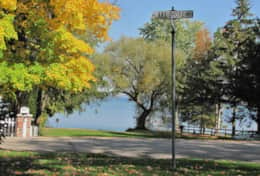 Enjoy Big Green Lake, with access across the street!