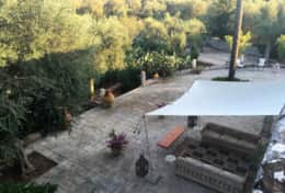 Le More - view from the roof - Spongano - Salento