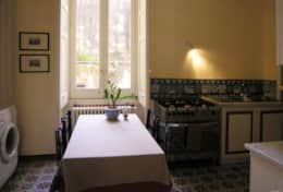 Palazzo_Settecento - equipped kitchen - Lecce - Salento