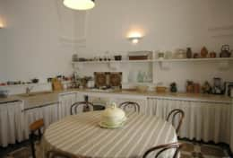 Palazzotto - eat-in kitchen - Lucugnano di Tricase - Salento