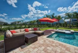Exclusive Private Villas, 6 Bedroom Luxury Florida Villa In Encore Club (ENC189) - Pool-5