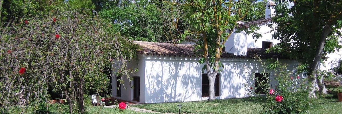 """Casa """"La Solina"""" fuera"""
