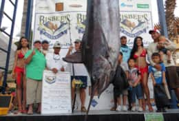 Bisbees Fishing tournament