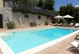 Borgo Spoleto luxury vacation rentals