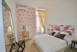 Cannes vacances chambre spacieuse