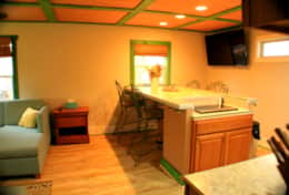 Living/Kitchen