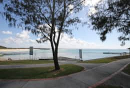 Forster Main Beach holiday apartment