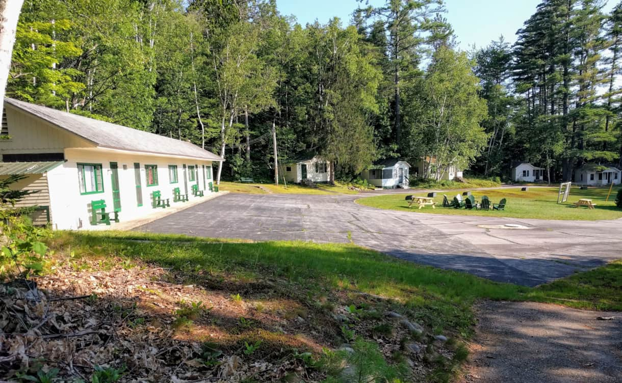 The Lodge Motel is open year-round