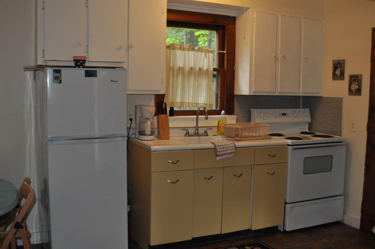 cottage 1 kitchenette