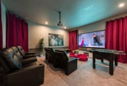 Home Theatre / Games Room