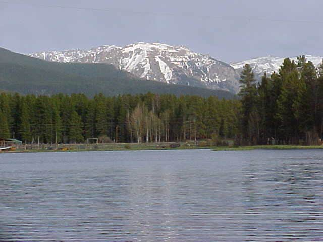 Baldy From West