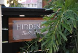 Hidden Gem Sign
