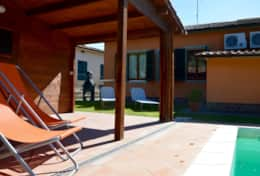 Casa Vernazzano holiday cottage Trasimeno