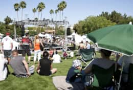 Scottsdale Civic Center with events all year round!