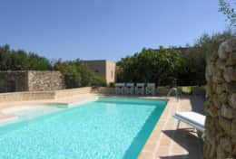 Masseria Ugento - private swimming pool - Ugento - Salento