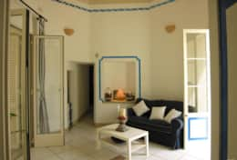 Grecale - living room - Leuca - Salento