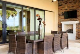 Exclusive Private Villas, 11 Bedroom Villa in Reunion Resort (E149) - Lanai-1