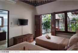 Villa Sensel - Ground Floor - Bedroom Guests - 1A