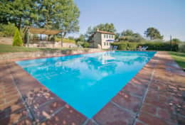 La Toscanella - Vacation Rentals with pool - Tuscanhouses  (10)