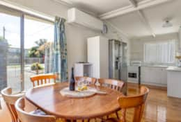 All Decked Out Smiths Beach - Light Filled Dining Table - Good House Holiday Rentals
