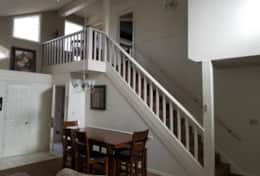 Dining Room and Stairs
