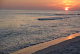 sunset-beach-gulf-shores-ocean