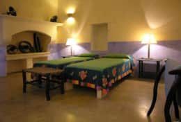 Essiccatoio - twin room with private bathroom - Gagliano del Capo - Salento