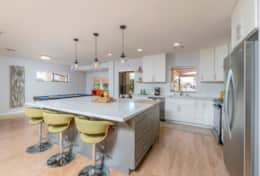 Incredible renovated custom kitchen!