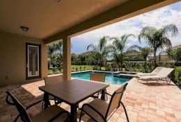 Exclusive Private Villas, Gorgeous 6 Bedroom Pool Home - Pet Friendly (ENC215)