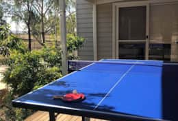 Hunter Moons table Tennis Area